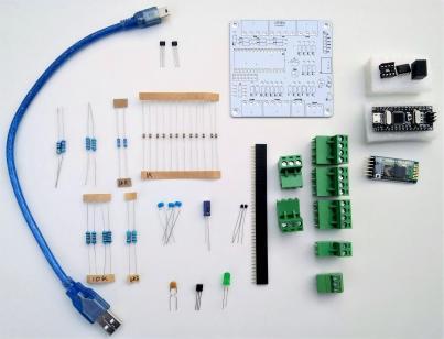 eChook Nano Data Logger & Telemetry Kit | Greenpower